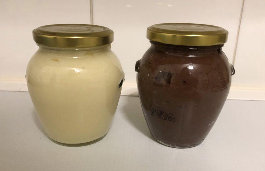 Crema Pasticcera Fit vaniglia e cioccolato