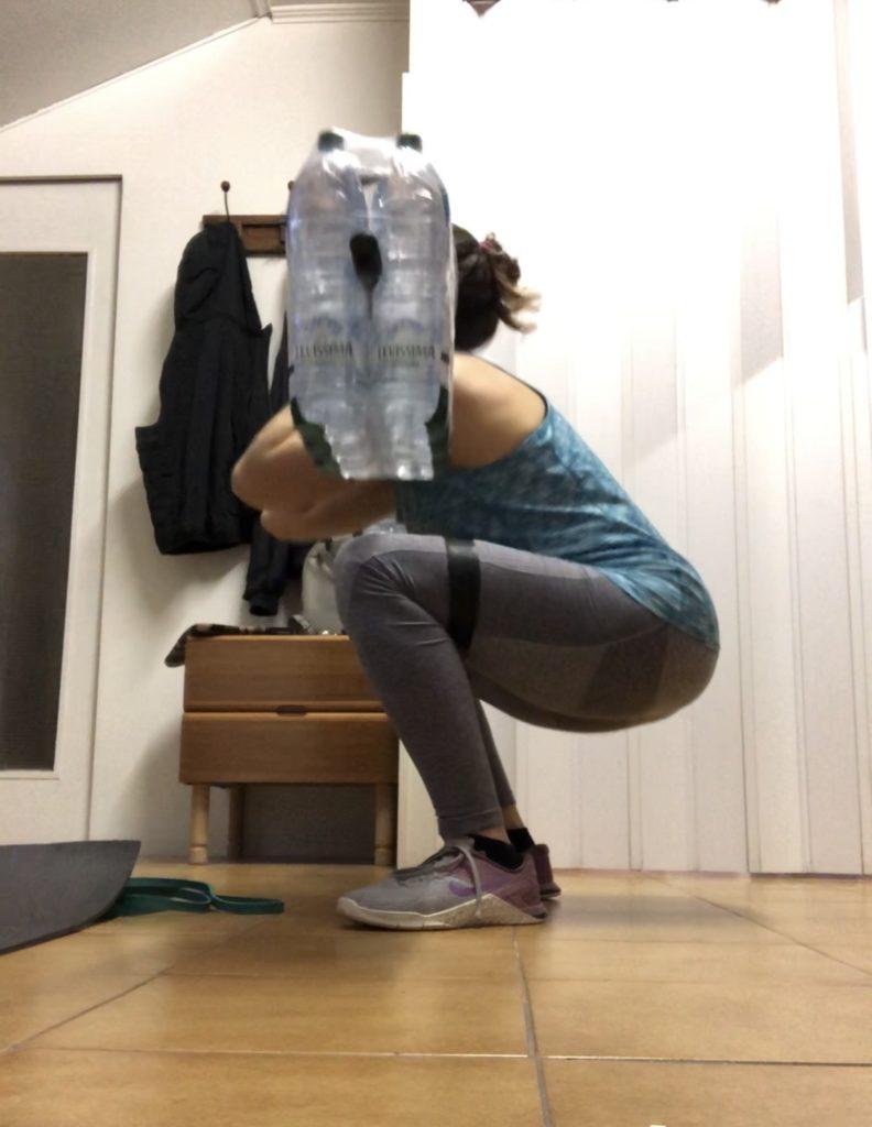 scheda home workout esercizi