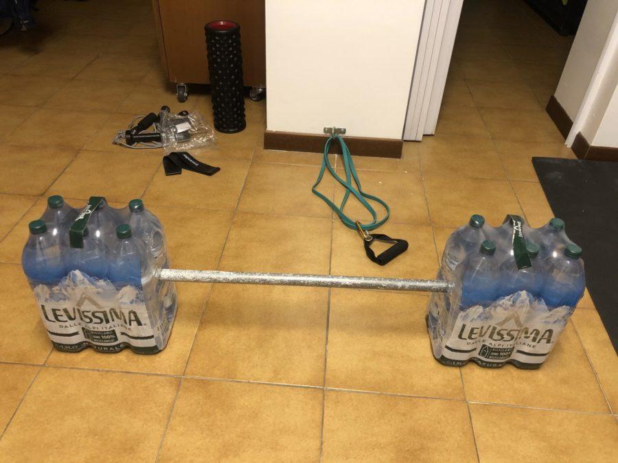 Home Workout - scheda allenamento ed esercizi da fare a casa