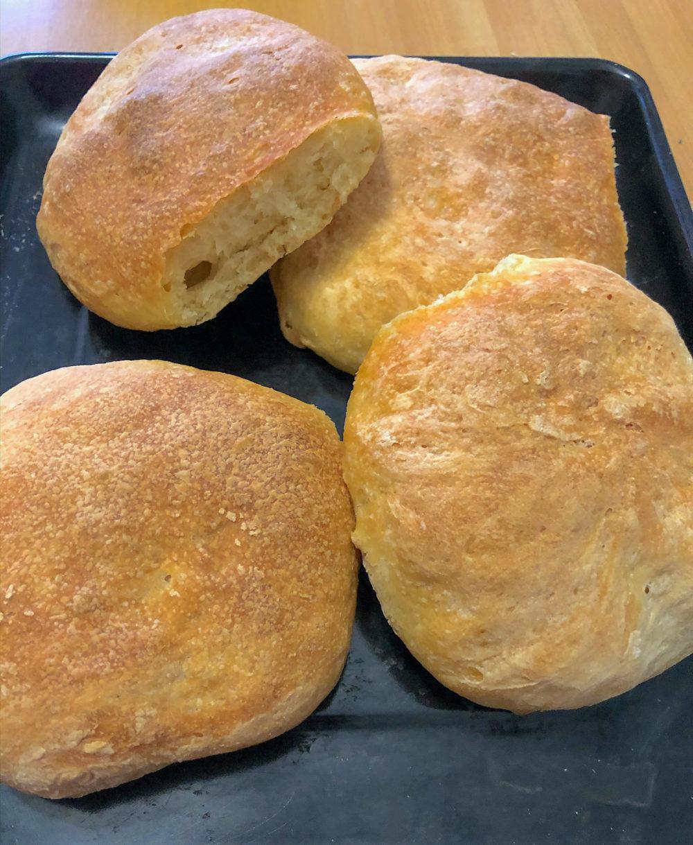 Pane di Semola fatto in casa