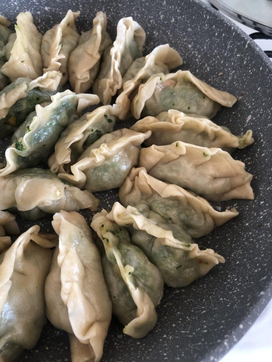 Ravioli giapponesi Gyoza