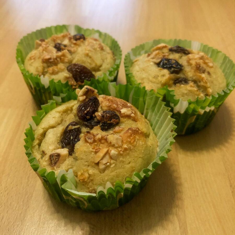 Mini Muffin al Panettone Light